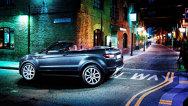 Surpriză: Range Rover Evoque Cabriolet apare ca şi concept la Geneva 2012