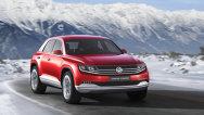 1,8 litri/100 km sau varianta VW Cross Coupe Concept pentru Geneva 2012