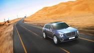 SUV de lux: Bentley EXP 9 F Concept la Geneva 2012