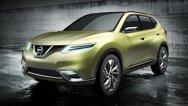 Nissan Hi-Cross Concept prefigurează un nou stil crossover Nissan