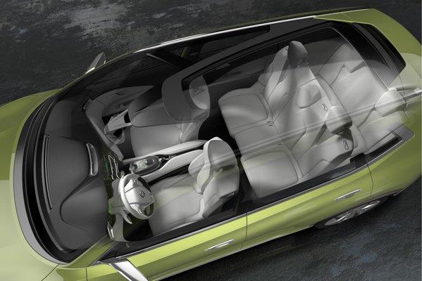 Nissan Hi-Cross vrea sa rivalizeze cu crossoverele medii care ofera 7 locuri