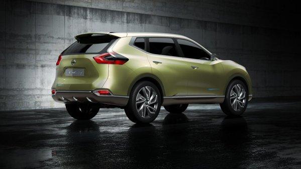 Ramane de vazut daca Nissan Hi-Cross prefigureaza urmasul lui X-Trail sau un model total nou