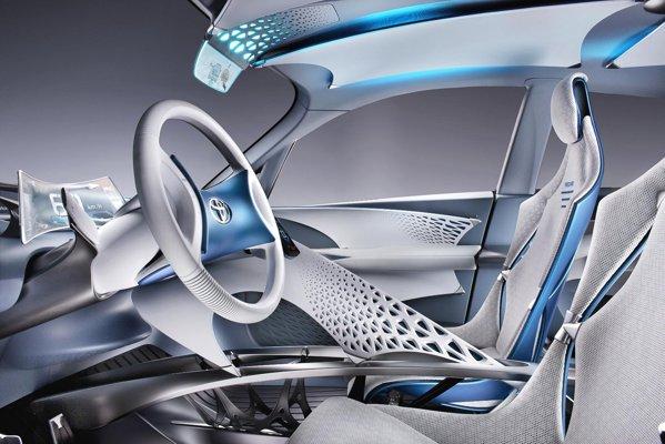 Caroseria si elementele din interior sunt foarte usoare. Toyota FT-Bh cantareste sub 800 kg