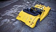 Un nou concept electric: Morgan Plus E