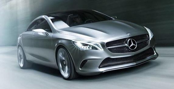 Mercedes-Benz Concept Style Coupe beneficiaza de un turbo de 208 CP
