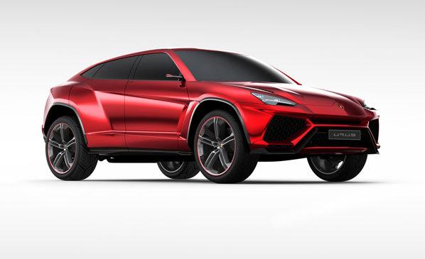 Lamborghini Urus este cu adevarat primul SUV sportiv al marcii italiene