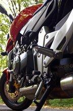 Honda CB 600F Hornet - test în RO