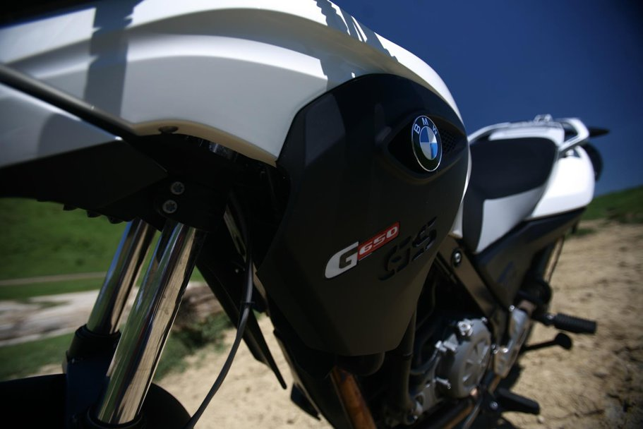 GSenzaţie - BMW G650 GS model 2011