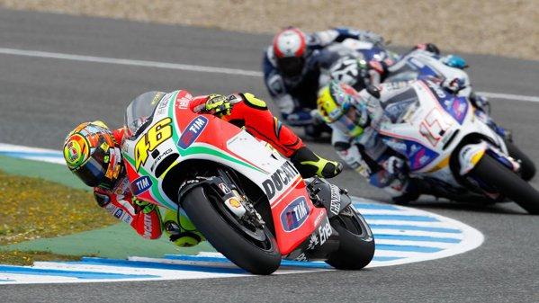 Valentino Rossi- Ducati