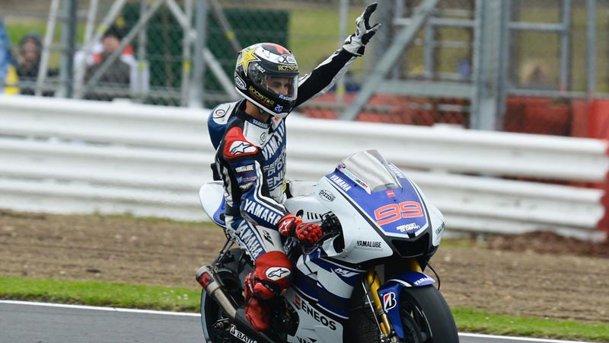 Moto GP 2012 Silverstone: Încă o victorie pentru Lorenzo