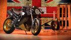 Tuning moto: Triumph Bulldog, preparat de Vilner