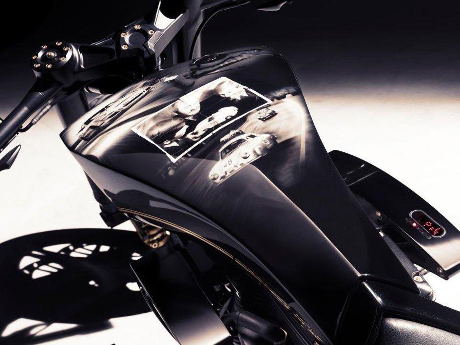 Tuning: Hamann iese din tipar cu motocicleta Soltador Cruiser