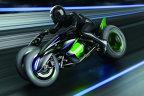 Kawasaki prezintă la Tokyo motocicleta care se transformă