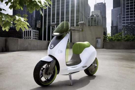 smart escooter poate reprezenta intrarea celor de la smart in domeniul moto