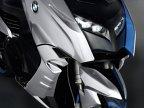 BMW Concept C - scuter de clasă mare