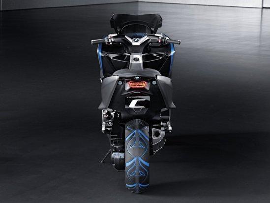 BMW Concept C anunta un pachet tehnic de exceptie