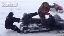 VIDEO: doza săptămânală de prostie vine din Rusia
