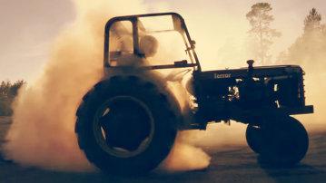 ProMotor NEWS Cum se fac drifturile cu tractorul? AŞA!
