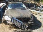 Cum arată un Mercedes-Benz S-Class care a căzut 120 de metri în gol [FOTO]