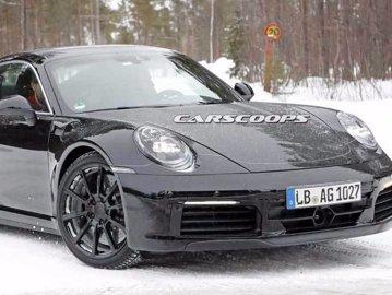 ProMotor NEWS: noul 911, prins la zăpadă. Paparazi nu l-au iertat
