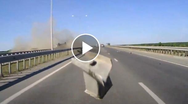 5 sfaturi pentru a evita un accident pe autostradă [VIDEO]