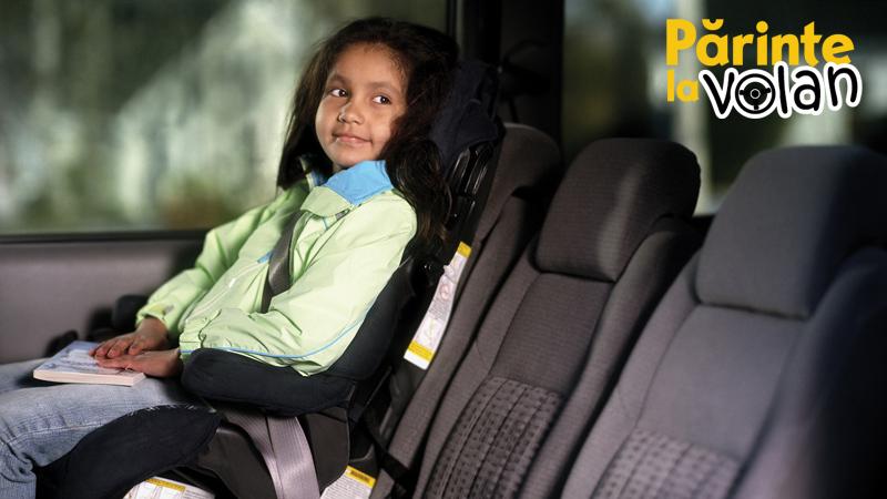 Cum instalezi corect un scaun de copil în maşină