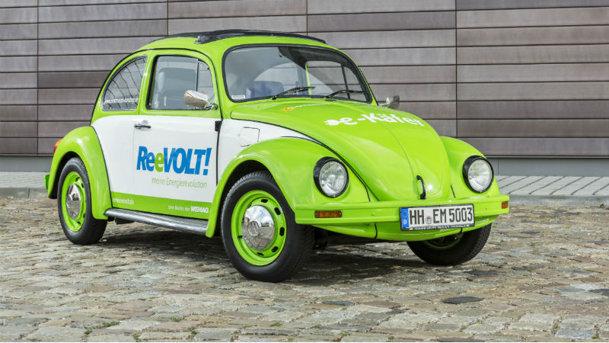 Cât de mult costă transformarea unui VW Broască în maşină electrică