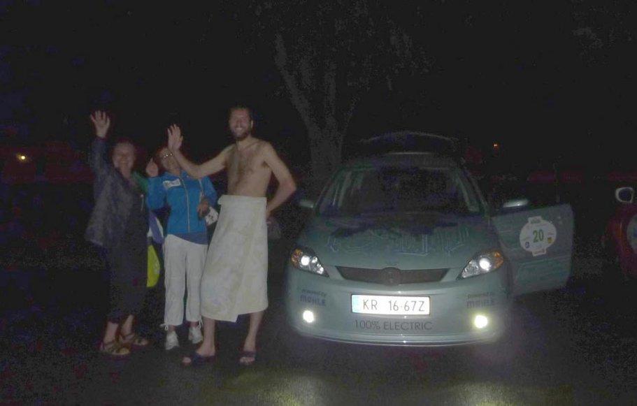 Maşina electrică Metron 7 rivalizează cu familistele diesel ca autonomie