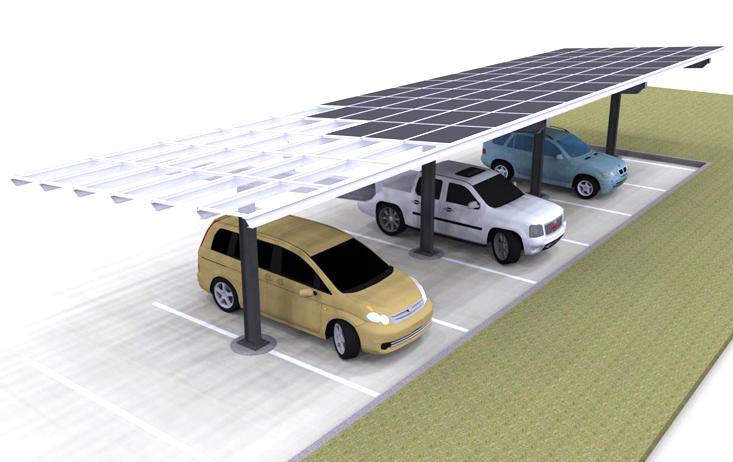 De ce merită investit în parcările solare