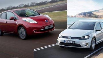Atac la Tesla: Nissan şi Volkswagen promit autonomii mai bune pentru maşinile electrice