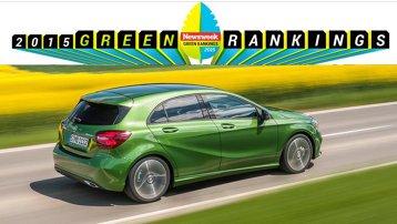 Top Newsweek: cele mai VERZI companii auto în 2015
