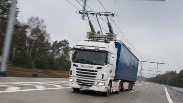 Tirurile-troleibuz sunt viitorul în transportul rutier greu?
