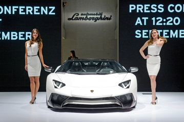 Maşini care au furat toate privirile la cel mai important eveniment auto din lume. GALERIE FOTO