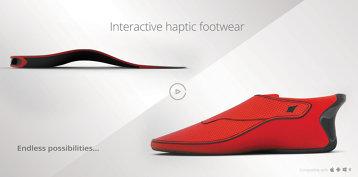 Costă 100 de dolari şi nu te lasă să te rătăceşti. Cum arată pantofii inteligenţi?
