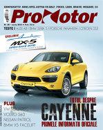 Revista ProMotor  5 March 2010