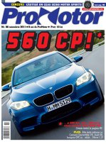 Revista ProMotor  7 November 2011