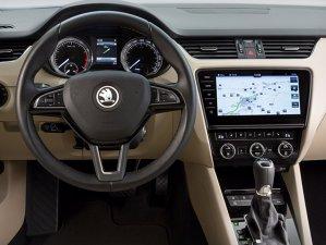 Skoda are altă Octavia, modelul 2017.