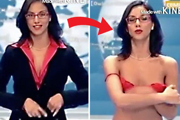 În mijlocul jurnalului, această prezentatoare a dat un BREAKING NEWS care a lăsat mască pe toată lumea - VIDEO