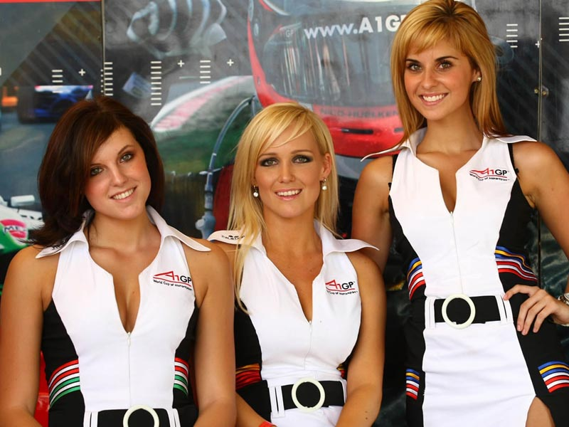 grid girls hd wallpapers - photo #3