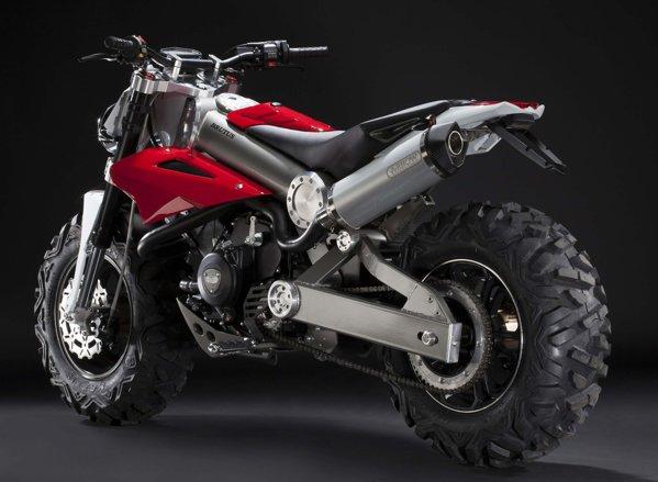 Brutus : Jumătate motocicletă, jumătate ATV Brutus-moto-atv-01