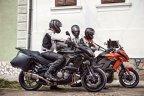 România, ţara aleasă pentru reclamele la noile modele Kawasaki Versys. VIDEO