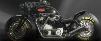 GUNBUS - the biggest motorbike!