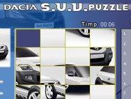 Dacia SUV Puzzle