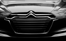 Noul Citroen C6 arată fenomenal - GALERIE FOTO