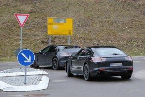 Primele imagini cu noul Porsche Panamera Shooting Brake. GALERIE FOTO + VIDEO