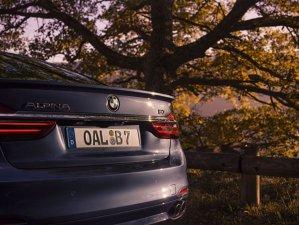BMW Alpina B7 xDrive - De la frumos, la spectaculos. FOTO-VIDEO