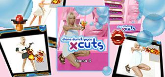 Diana Dumitrescu XCuts, jocul de mobil.