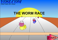 The Worm Race