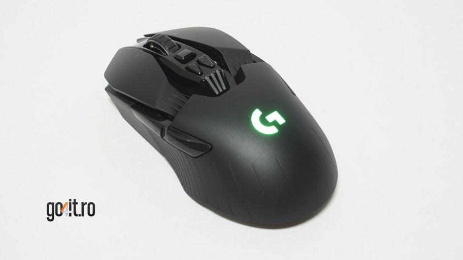 Logitech G903 + PowerPlay