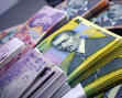 Romania Private Lending Drops 0.9% on Month in January